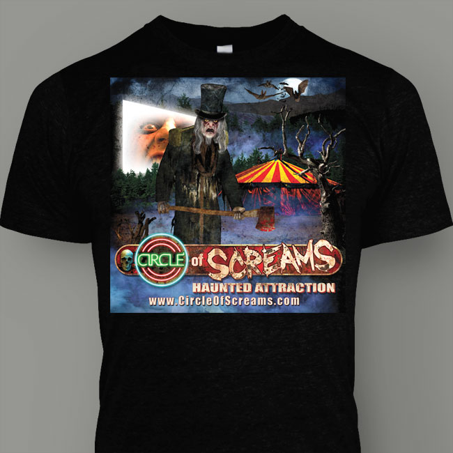 Circle of Screams T-Shirt